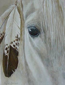 Spirit Horse by Syndi Michael