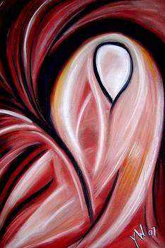 Spirit in flight by Gay Watters
