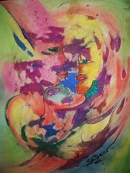 Spirits in love by ED Setien