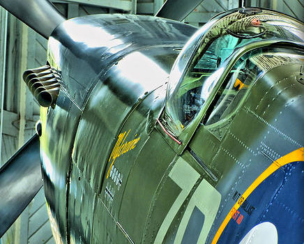 Spitfire Mk IX MH434 by Colin J Williams Photography