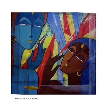 Split in moment  by Keshaw Kumar