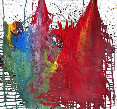 Split personality by Stefan Maguran