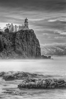 Split Rock Lighthouse by John LaTourelle