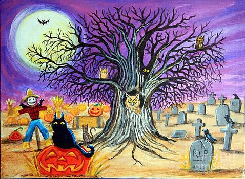 Nick Gustafson - Spooky Night
