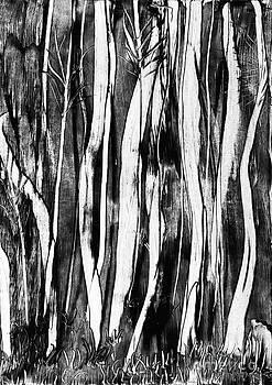 Simon Bratt Photography LRPS - Spooky Tree Art