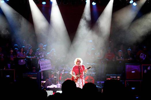 Dennis Jones - Spotlight Rock