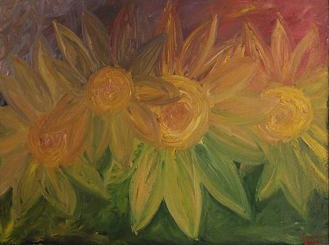 Spring Bloom by Shadrach Ensor