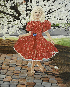 Spring Dance by Gail Darnell