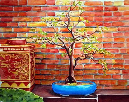 Spring Dreams Maple at Filoli by Gerald Carpenter