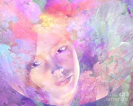 Spring Fantasy by Ruth Kongaika