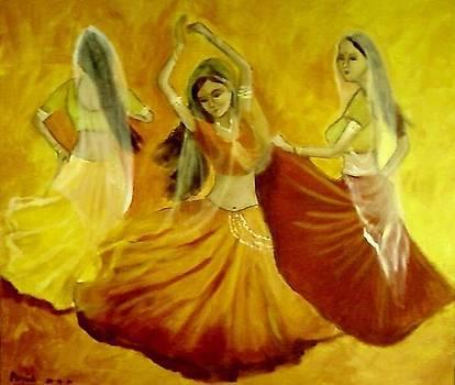 Spring Festival by Priya  Yavluri