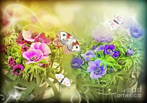 Ariadna De Raadt - spring flowers