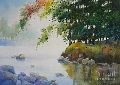 Celine  K Yong - spring in quiet