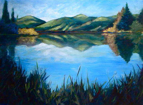 Spring Lake by Paula Strother
