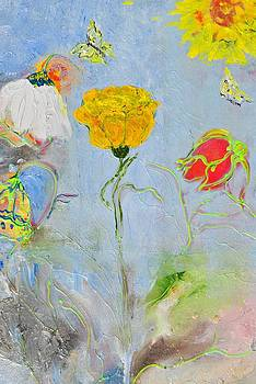 Spring Mood 2 by Evelina Popilian