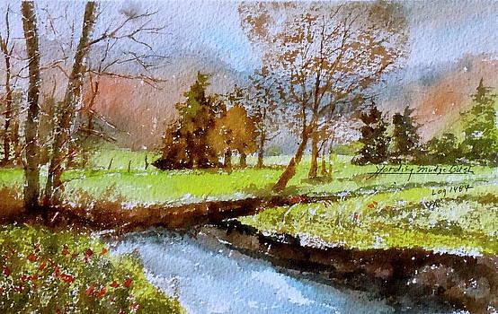 Spring on the Nissitissit by Harding Bush