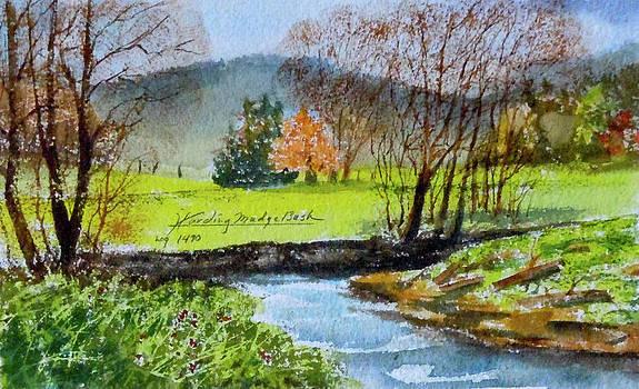Spring on the Nissitissit II by Harding Bush
