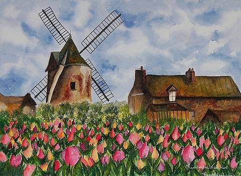 Springtime in Holland by Kimberlee Weisker