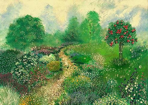 Springtime by Milenka Delic