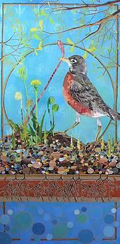 Springtime by Robin Birrell