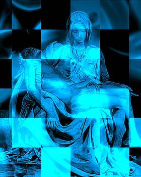 Square Pieta by Barbara Leavitt