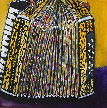 Squeezebox Two by Gitta Brewster