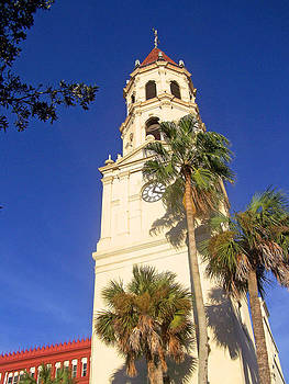 Patricia Taylor - St. Augustine Church Clock Tower