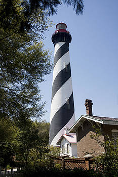 Terry Shoemaker - St. Augustine lighthouse