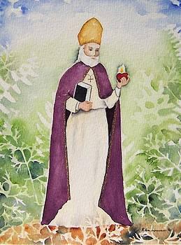 St Augustine by Regina Ammerman
