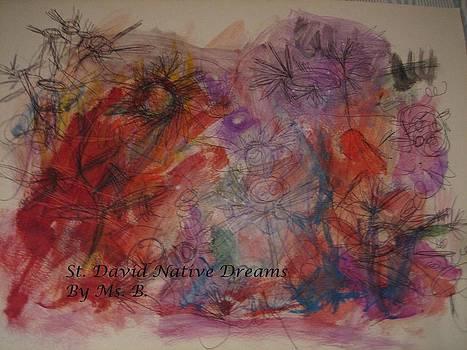 St David Native Dreams by Barbara Russell