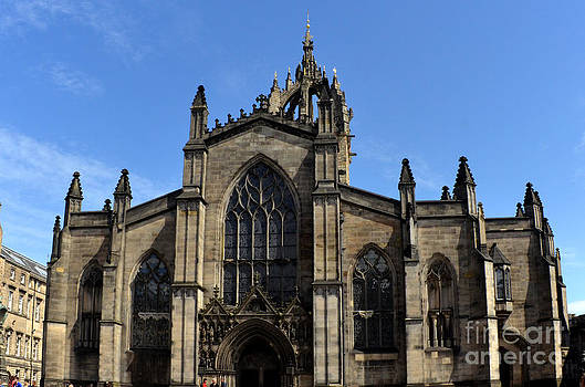 Pravine Chester - St Giles Cathedral