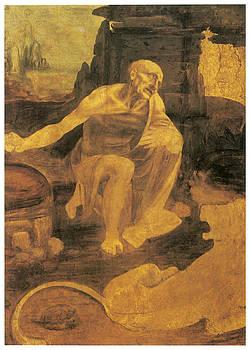 Leonardo Da Vinci - St. Jerome