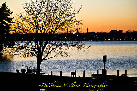 St Lawrence River View by Dushawn Williams