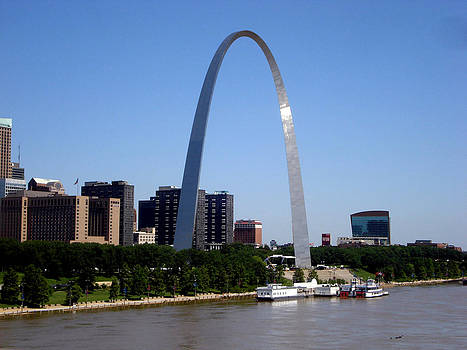 St. Louis by Traci Dalton