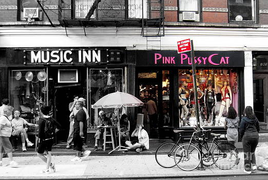 St. Marks Place NYC by Maria Scarfone