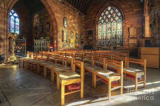 Yhun Suarez - St Martin Church Birmingham 1.0