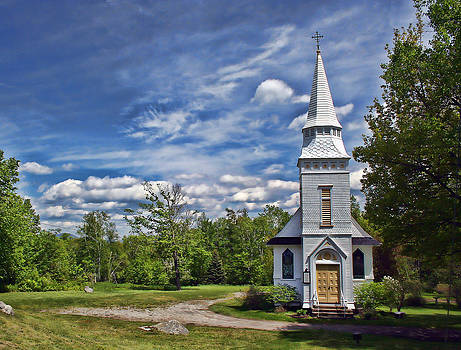 Heather Applegate - St Matthews Episcopal Chapel