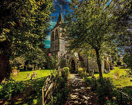 St Nicolas Church by Chris Lord