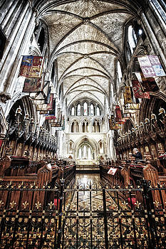 St. Patrick's Cathedral by Domagoj Borscak