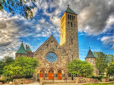St Thomas the Apostle Catholic Church by Jenny Ellen Photography