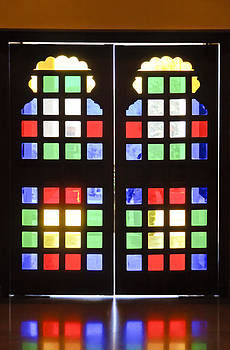 Kantilal Patel - Stained Glass Doors