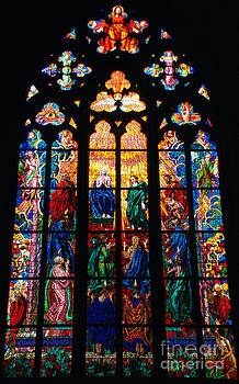 Pravine Chester - Stained Glass Painting