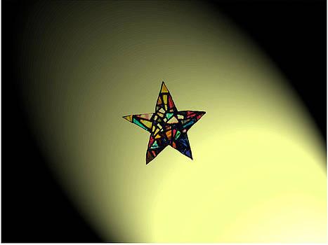 Stainglass Sun Catcher by Kalpana Murali