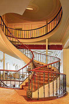 Kantilal Patel - Staircase Hallway Landing