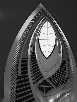 Stairs by Anna Villarreal Garbis