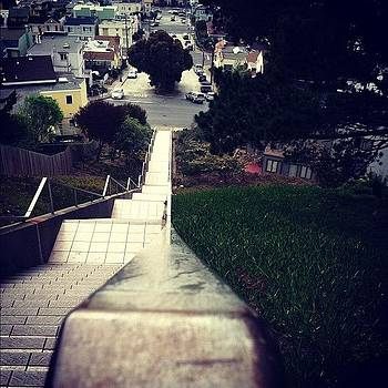 #stairs #california #travel #explore by Veronica Rains