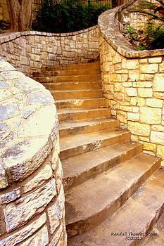 Randall Thomas Stone - Stairway in Stone
