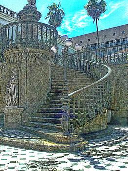 Nato  Gomes - Stairway