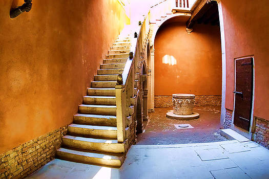 Stairway to Heaven by Dawn Nicoli