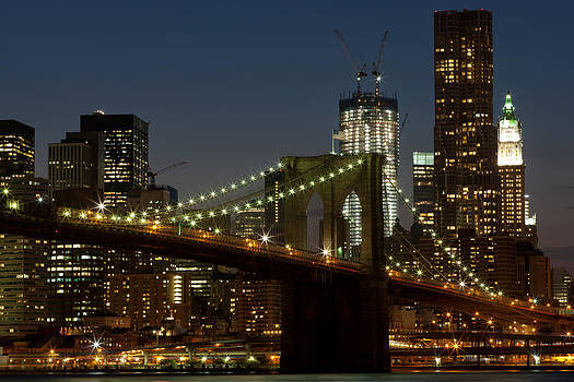 David Hahn - Star-Light Bridge